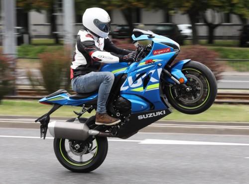 Nowe Suzuki GSX-R 1000, jako motocykl na co dzień [test video]