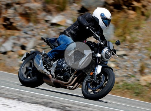 Honda CB 1000R - test premierowy [video]