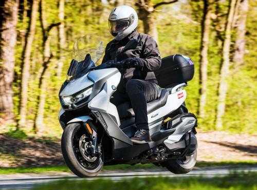 BMW C400 GT - komfort, styl i wydatki [TEST]