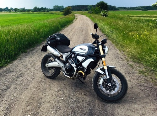Ducati Scrambler 1100 Special - pełnia smaku za drugim podejściem [TEST W TRASIE]