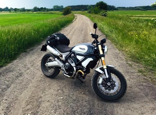 Ducati Scrambler 1100 Special - pełnia smaku za drugim podejściem [TEST W TRASIE]