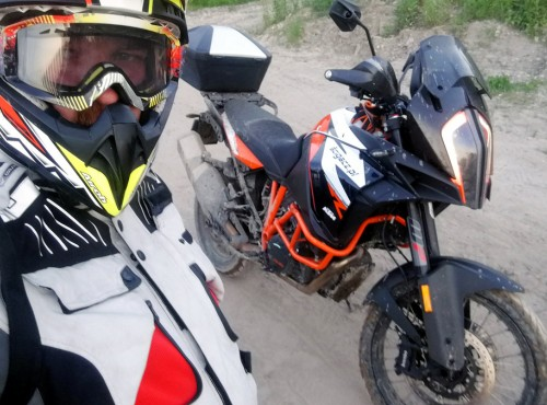 KTM 1290 Super Adventure R po 8 tys. km