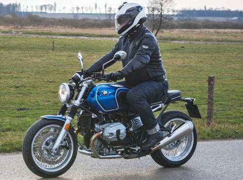BMW R nineT /5 - test, opis, opinia, cena, pierwsze wrażenia