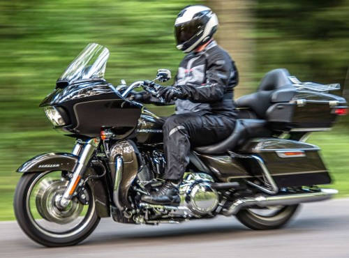 Harley-Davidson Road Glide Limited 2020 - test, opis, opinia, cena