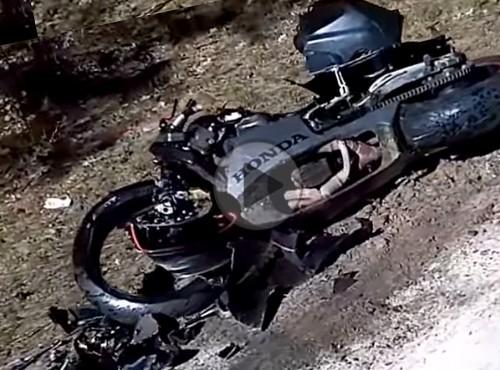 Przeleciał na tylnym kole przez wieś - tragiczny wypadek w Nowym Tomyślu