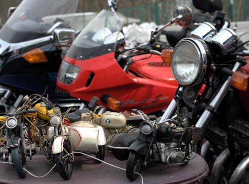 Warszawski Bazar Motocyklowy 1-2 kwietnia - NOWA LOKALIZACJA!