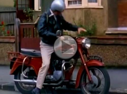 Motocykle lat 60. Cofnijmy się w czasie
