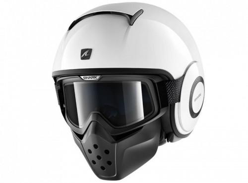 Shark Drak - nietuzinkowy kask, na nietuzinkowy motocykl (opis, opinia, cena)