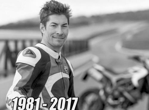 Nicky Hayden nie żyje - przegrał ostatni wyścig w swoim życiu