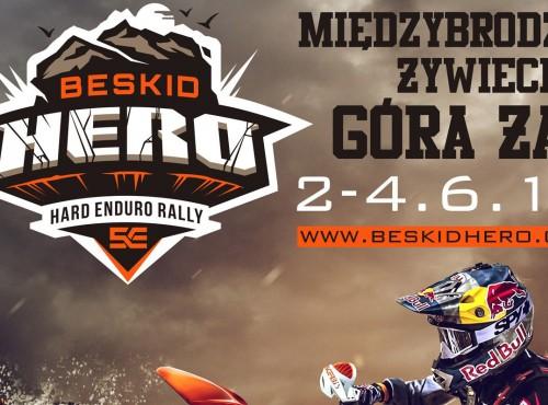 Beskid Hero - Hard Enduro Rally: 50 dodatkowych miejsc na listach startowych