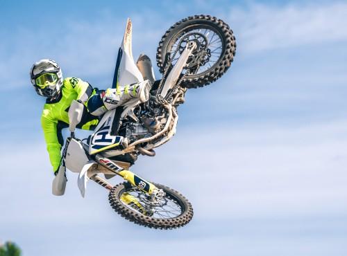 Motocrossowe nowości Husqvarny - moc i prowadzenie