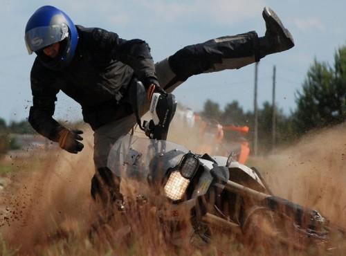 Widmo motocyklowego ryzyka - jak rozmawiać z bliskimi?
