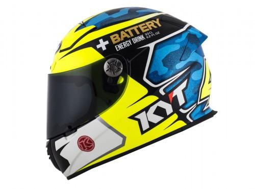 Nowe kaski KYT - technologia MotoGP w zasięgu ręki
