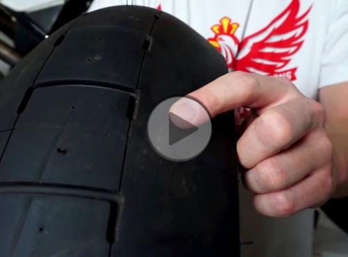 Jak poprawić przyczepność opon motocykla i od czego ona zależy
