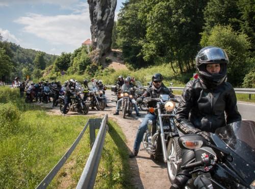 Motocykle, rycerze i weterynarze, czyli XIV Zlot Vetriders