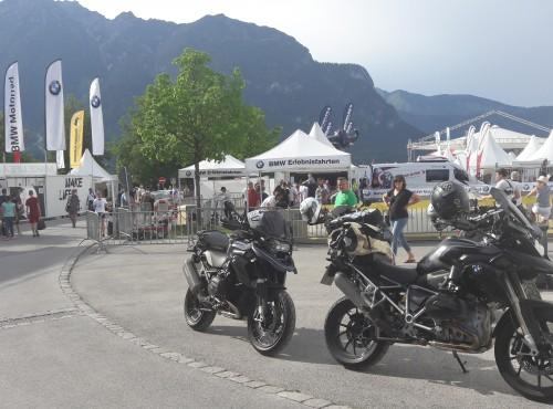 BMW Motorrad Days 2017 - dzieje się w Garmisch