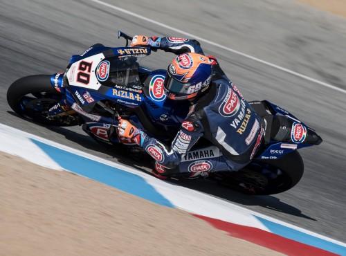 World SBK Motul - Laguna Seca - SuperPole i Wyścig nr 1