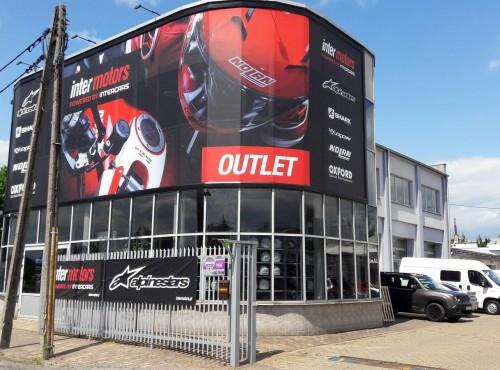 Łomianki - nowy sklep motocyklowy i wielki outlet w jednym