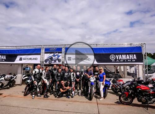 Yamaha Motorland Kraków i Przyjaciele na Silesia Ring