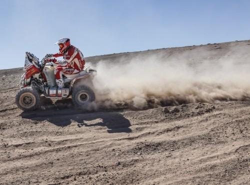 Atacama Rally: wkurzony Sonik zostawił rywali w tyle