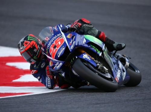 Kwalifikacje MotoGP na MotorLand Aragon - Yamaha górą