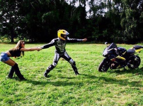 Kobieto, pozwól mu na motocykl! 10 argumentów nie do obalenia
