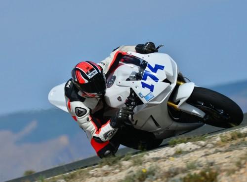 Polak na podium w mistrzostwach Andaluzji, teraz mistrzostwa Hiszpanii