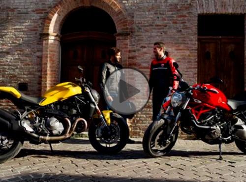 Ducati Monster 821 2018: więcej powietrza, historyczne barwy