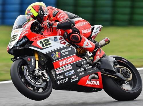 WorldSBK - Jerez De La Frontera - przedostatnia runda sezonu bez walki o tytuł