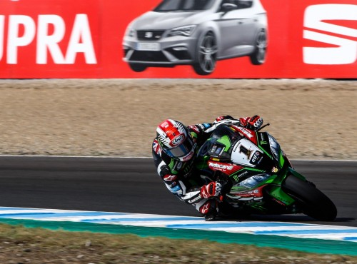 World Superbike - Superpole i Wyścig nr 1 na Jerez De La Frontera