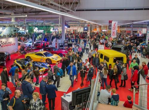 Warsaw Moto Show 2017 - święto fanów motoryzacji. Spotkajmy się!