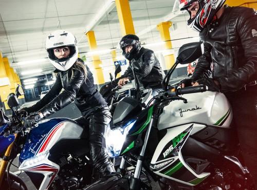 Zima to najistotniejsza pora roku dla twojego motocykla