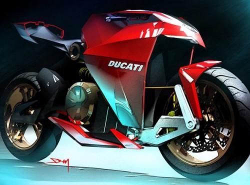 Elektryczna przyszłość Ducati