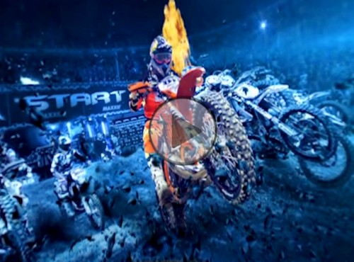 Video Virtual Reality toru na Mistrzostwa Świata SuperEnduro - 9 grudnia, Kraków