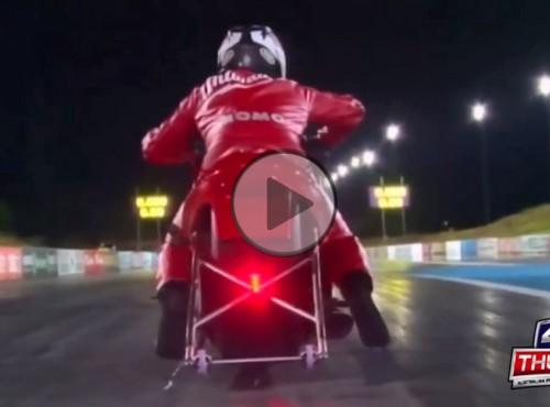 Zabójcza prędkość. Najbardziej szalony drag race w historii