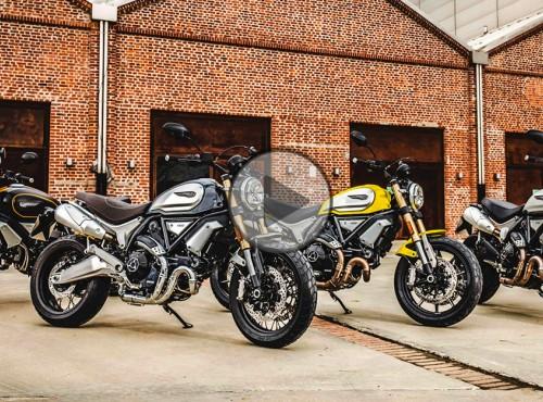 Ruszyła produkcja Ducati Scramblera 1100