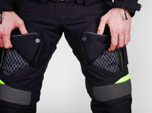Spodnie Modeka Panamericana (opis, opinia, cena)