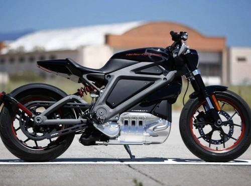 Harley-Davidson Revelation. Amerykanie zastrzegają nazwę elektrycznego cruisera