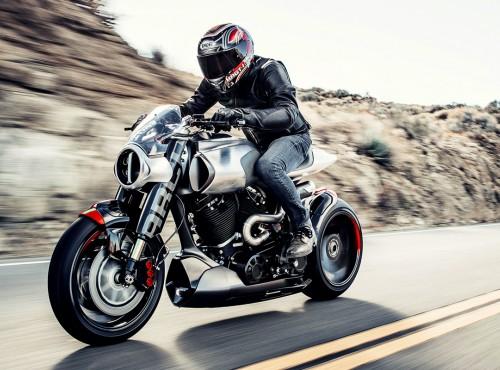 Arch Motorcycles - motocykle Keanu Reevesa