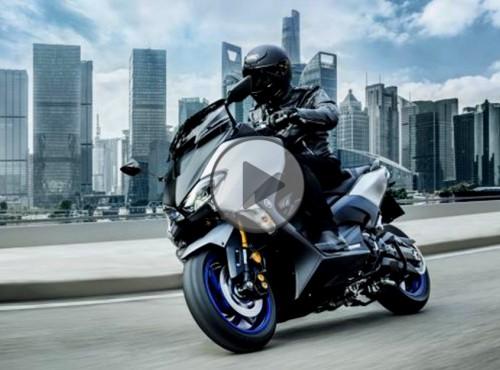 Yamaha T-Max SX Sport Edition - skuter w wyścigowym duchu