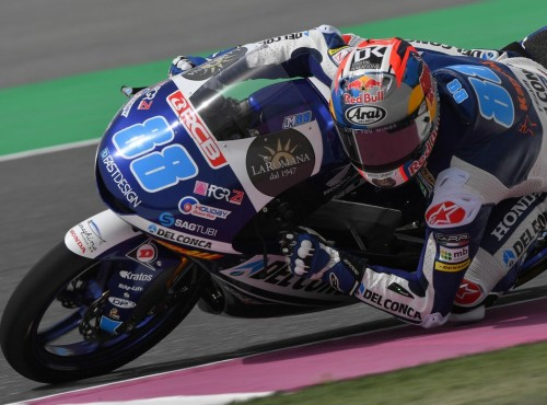 Wyścig Moto3 i wygrana Jorge Martina