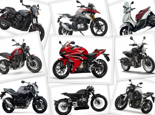 Jaki nowy motocykl do 30 tys. zł? 9 propozycji