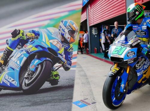 Nowy zespół w MotoGP? Marc VDS i Suzuki razem w 2019?