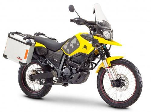 Przeżyj motocyklową przygodę z Romet ADV!