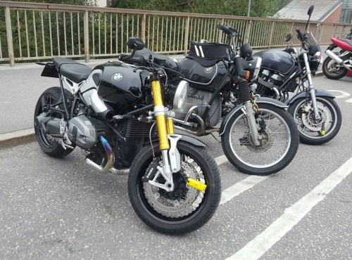 Chciwość po szwedzku. Sztokholm wprowadza horrendalne opłaty parkingowe dla motocyklistów