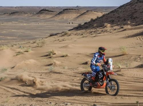 Merzouga Rally 2018: drugi dzień maratonu i pułapka nawigacyjna
