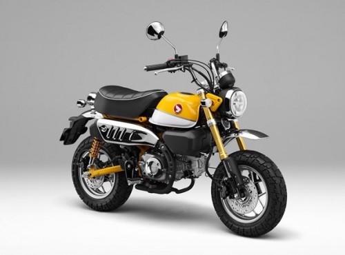 Motorynka marzeń - mocno odświeżona Honda Monkey
