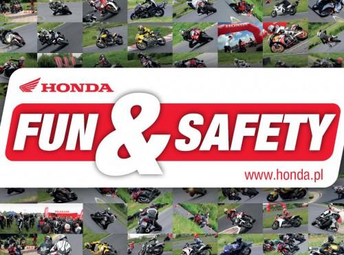 Honda Fun & Safety - doskonalenie techniki i dobra zabawa