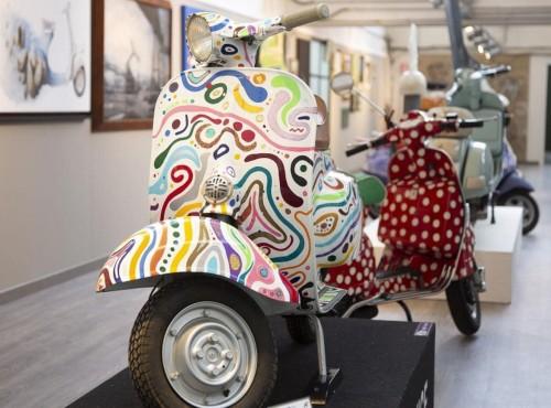 Nowe Muzeum Piaggio - 5000 metrów powierzchni i 250 pojazdów