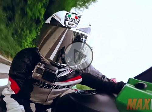 Wyścig ze śmiercią. Szalona jazda w wykonaniu motocyklistów z Włoch [FILM]